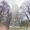 Galéria moderného umenia (Štruktúra kosti)